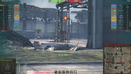坦克世界尿座解说 机关算尽对不起我要赢