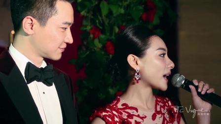 汤池印象:王弢&刘璇 香港马场婚礼