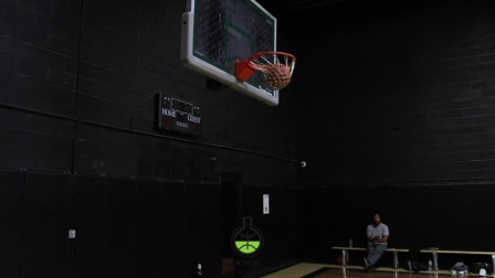 AMERICAN COLLEGE BASKETBALL WORKOUT
