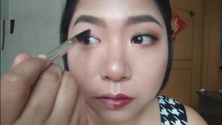 绿野仙踪妆