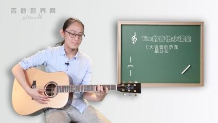 14.节奏训练: 细分拍的练习技巧 《Tim的吉他小课堂》