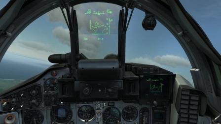 DCS World mig-29s 快速行动 视频攻略 第1集 巡逻