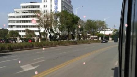 2017年5月抚顺公交运转(上):103路车