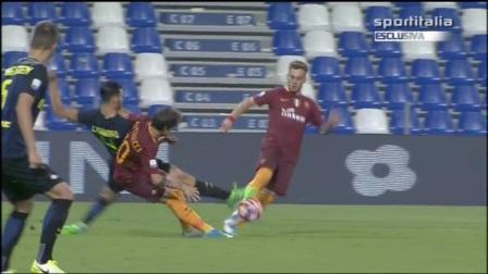 SEMIFINALE PRIMAVERA 2016-17 Inter - Roma 1-0