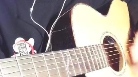 贰佰《狗日的青春》吉他弹唱 by:盼盼