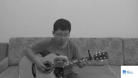 吉他弹唱《卜卦》