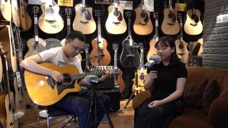 禅意古风《半壶纱》-黄较瘦+kirayota-吉他弹唱