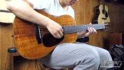 二战前MARTIN吉他 018k 1931年产 沁音原声评测试听