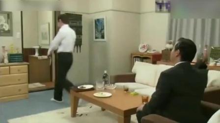 日本女优做老婆, 看如何对待晚归丈夫