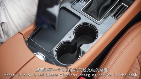 配置很丰富 体验众泰T600 Coupe 1.5T