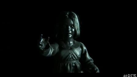 【游民星空】E32017 《恶灵附身2》预告录制