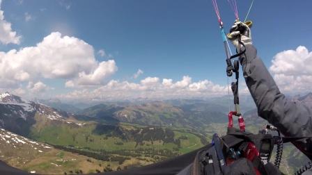 滑翔伞253KM越野飞行