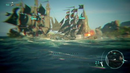 Skull and Bones E3 2017 Multiplayer and PvP Gameplay _ Ubisoft [US]