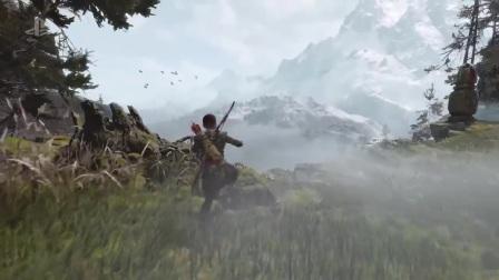 GOD OF WAR 4 Gameplay Trailer (E3 2017) PS4