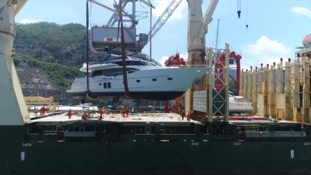 圣劳伦佐SL78抵达香港