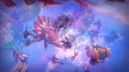 【游民星空】《仙剑奇侠传:幻璃镜》手游盟会战中文宣传视频