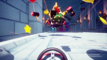 Mario Kart Arcade GP VR Gameplay And More