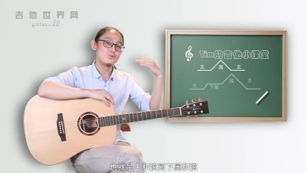 15.什么是功能性和声 《Tim的吉他小课堂》