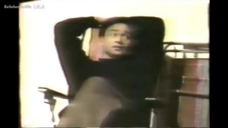 [张国荣]萌萌的小哥韩国宣传电影《纵横四海》学韩语(完整版
