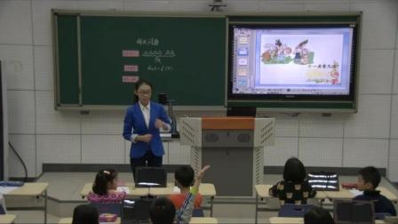 人教版小學數學一上《解決問題(6和7)》天津周洪瑤