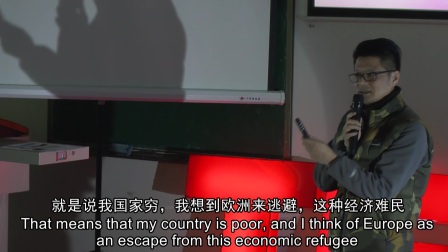 离天堂最近的国度:侯威@TEDxSICAU