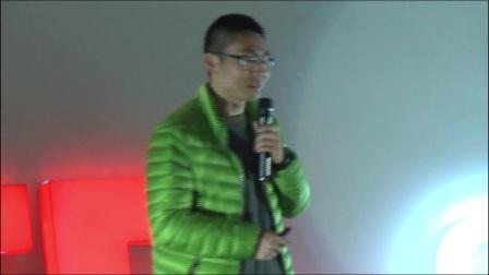 自然,不需保护,只需热爱:倪庆永@TEDxSICAU