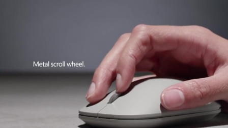 Introducing the Microsoft Modern Mouse