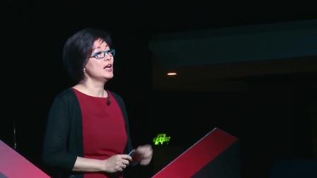 以美呼唤自由:赵孝萱@TEDxFutian 2017