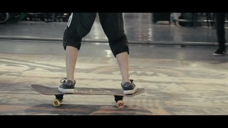 Saturday滑板学员李昀添个人视频