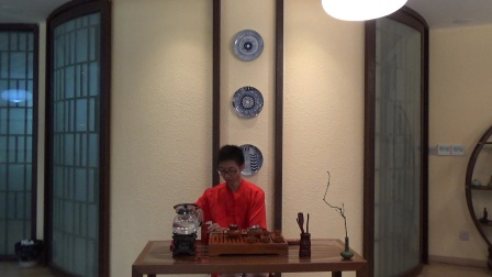 天晟茶艺培训第131期10号台湾十八道茶艺表演.
