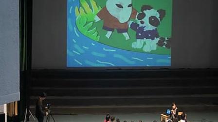小班閱讀活動《親愛的小花布》優質課