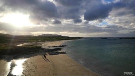 拥抱爱尔兰野性大西洋之路