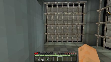 我的世界Minecraft-籽岷PE1.1小游戏 机械启示录2 岩浆跑酷2视频