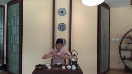 天晟茶艺培训学校第131期3号茶修之行茶十式茶艺表演