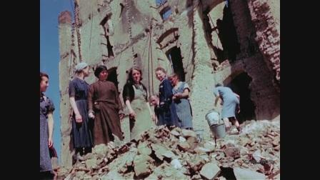 1945年的柏林【彩色纪录片】