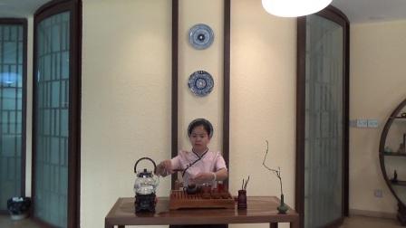 天晟茶艺培训第131期9号台湾十八道茶艺表演.