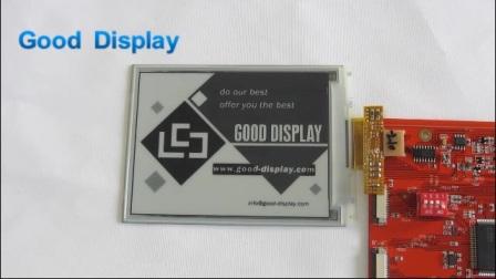 GDE043A2 4.3寸电子纸显示屏 开发板 电子纸开发套件
