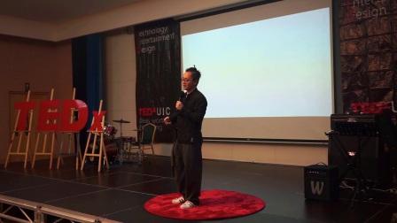 梦想的眷顾:崔炎龙@TEDxUIC