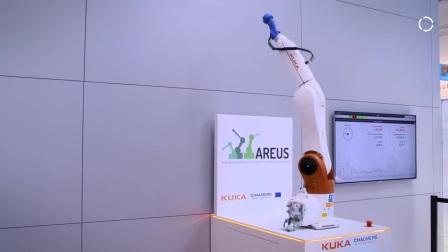 使用KUKA机器人 节能环保