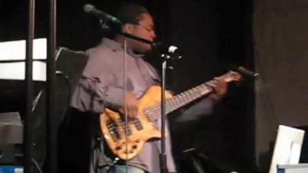 Terrance Palmer rockin the bass video 3