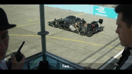 FE电动方程式 | 无人驾驶Roborace8