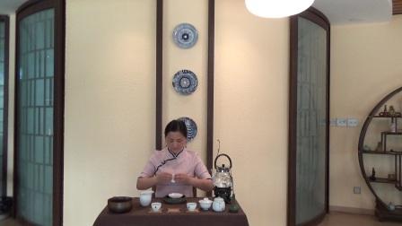 天晟茶艺培训学校第131期5号茶修之行茶十式茶艺表演