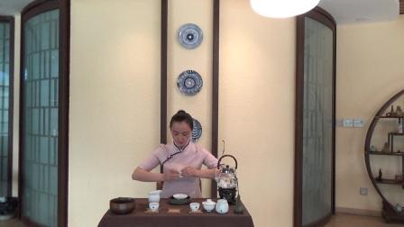 天晟茶艺培训学校第131期4号茶修之行茶十式茶艺表演