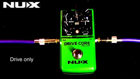 Nux Drive Core Deluxe 中文