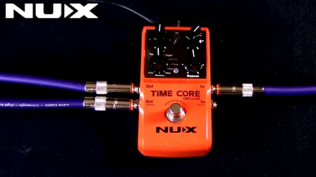 NUX Time Core Deluxe中文