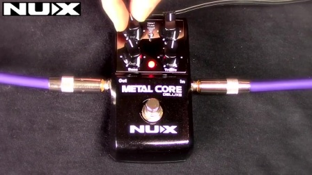 NUX Metal Core Deluxe中文