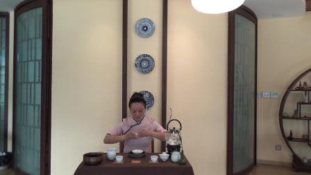 天晟茶艺培训学校第131期7号茶修之行茶十式茶艺表演