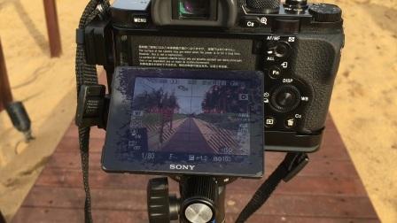 大范围移动延时摄影练习测试