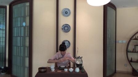 天晟茶艺培训学校第131期2号茶修之行茶十式茶艺表演