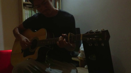 王杰《谁明浪子心》-阮少爷 吉他弹唱